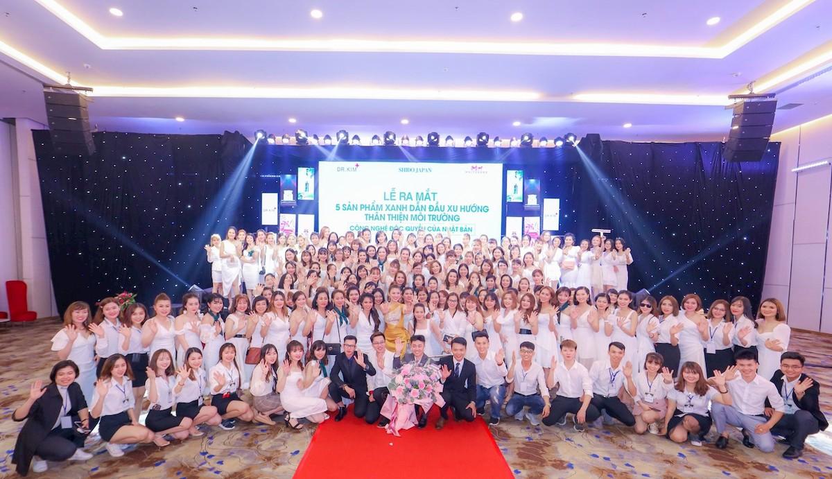 Dịch vụ quay phim sự kiện ra mắt sản phẩm mới - dịch vụ mới chất lượng uy tín tại Hà Nội