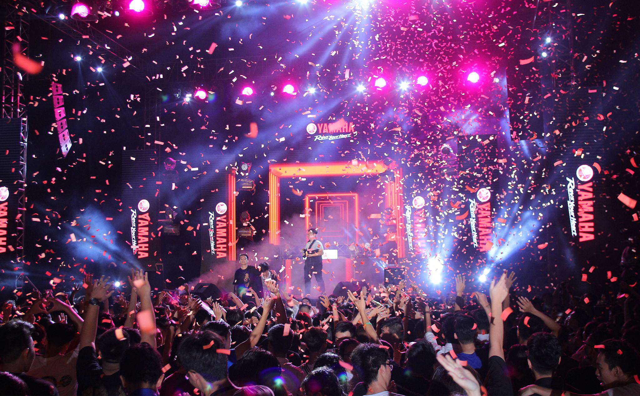 Lễ hội EDM tại Bách Khoa