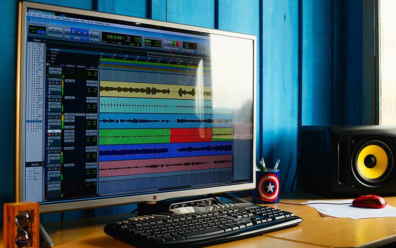 Thu âm và xử lý âm thanh
