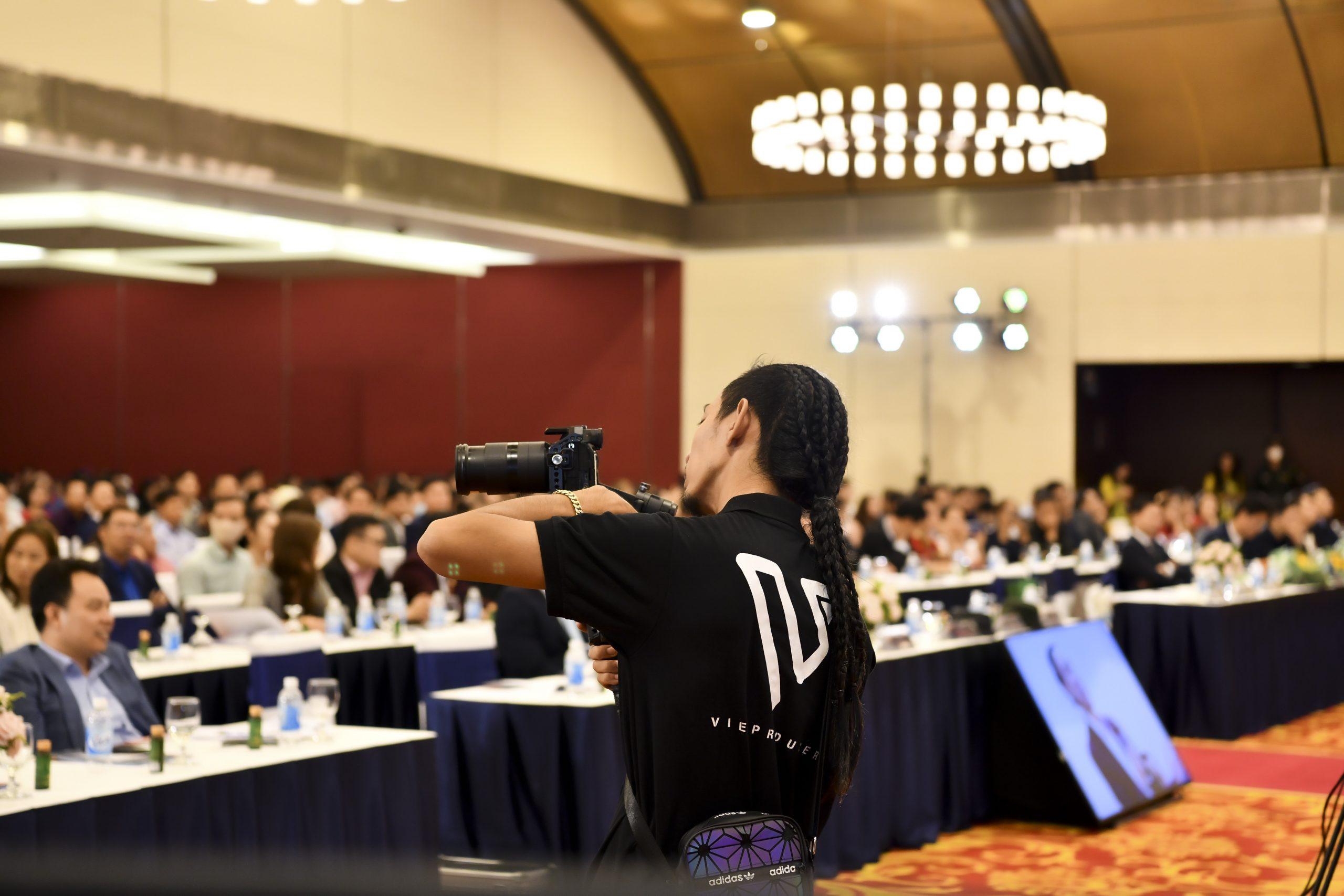 Dịch vụ quay phim chụp ảnh sự kiện uy tín, chất lượng