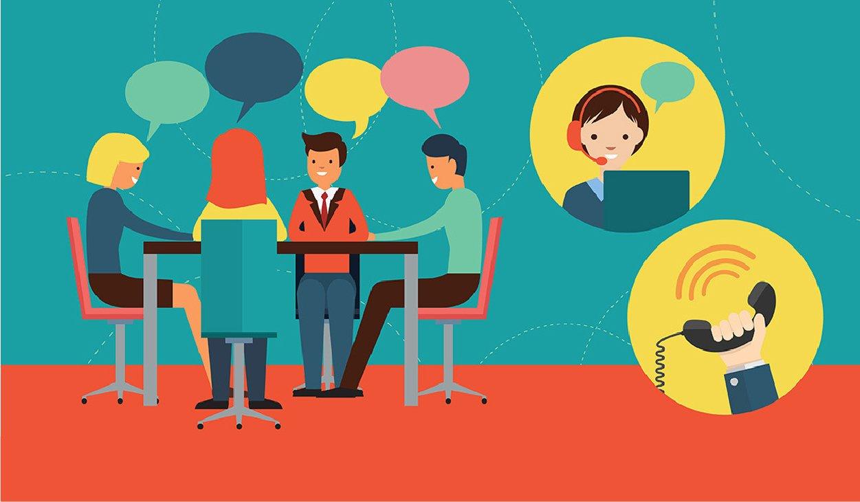 Tạo được sự tương tác mạnh mẽ với khách hàng